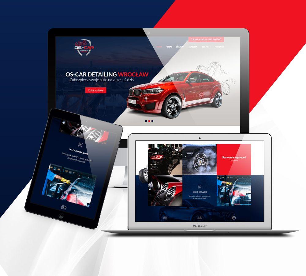 strona www auto detailing